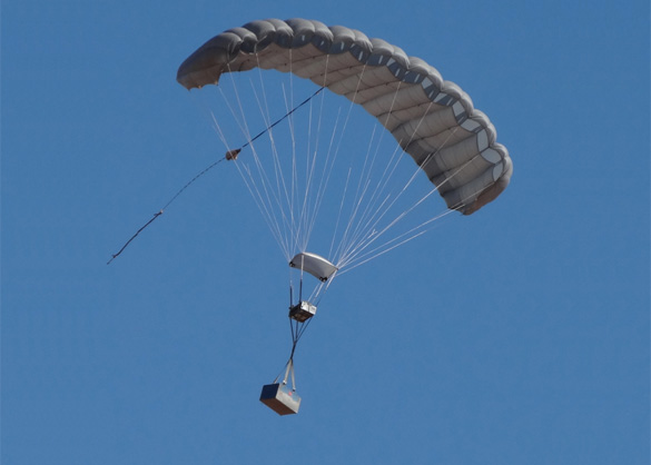 parachute research paper